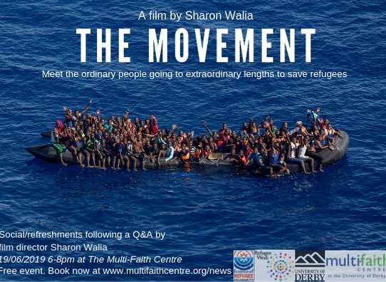 A Film by Sharon Walia - The Movement