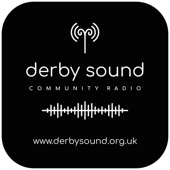 Amplify your organisation FREE with Derby Sound Radio