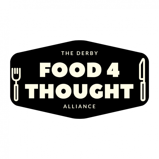 Derby Food 4 Thought Alliance Anniversary Event