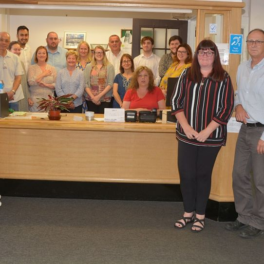 Derbyshire Law Centre shortlisted for two national awards