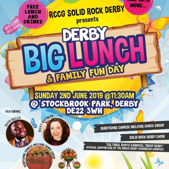 Derby Big Lunch & Family Fun Day