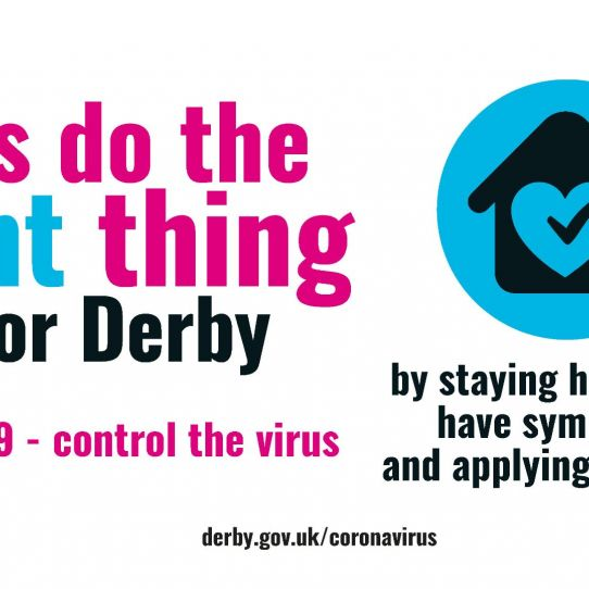 Covid-19 and Derby - briefing session from Public Health, DCC
