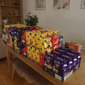 More Easter eggs...
