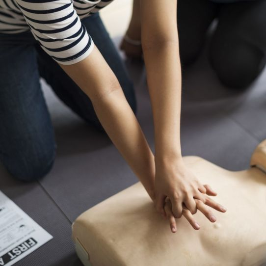 In-Depth First Aid Training